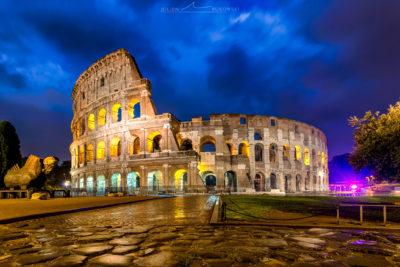 Le Colisée (Rome - Italie)