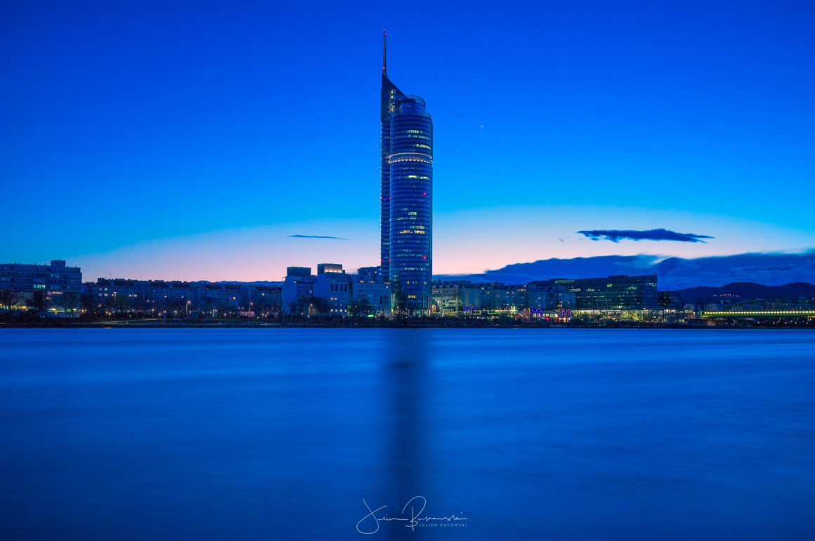 Blue Millenium Tower (Vienne - Autriche)