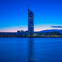 Blue Millenium Tower (Vienne – Autriche)
