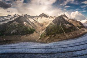 Aletsch Glacier (Suisse)