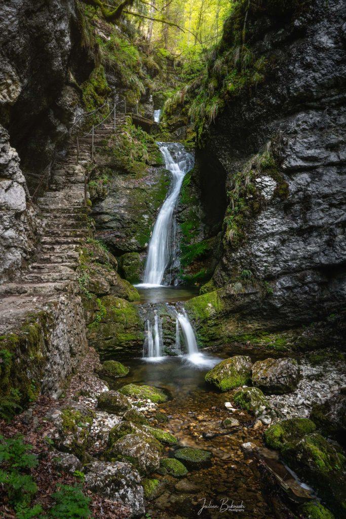 Gorges de la Poeta Raisse (Suisse)