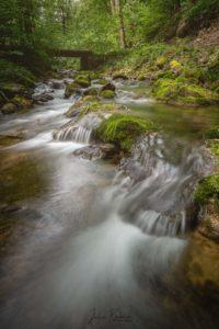 Green nature (Chute du Dard - Suisse)