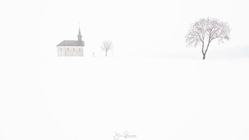 Chapelle de la Bosse (Saignelegier - Suisse)