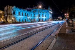 Burgtheater (Vienne – Autriche)