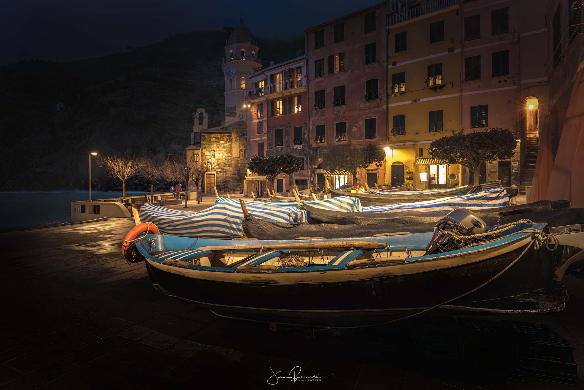 Vernazza old fashion (Cinque Terre - Italie)